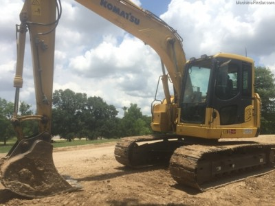 Construction & Forestry Equipment - Category:Excavators